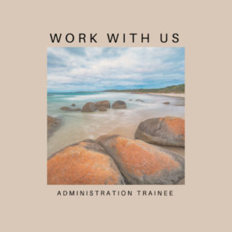 Employment Opportunity: Administration Trainee