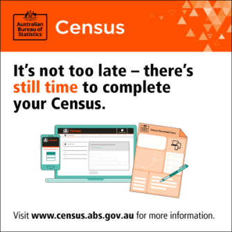 Census – Its not too late