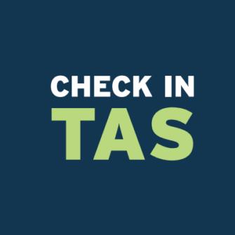 Check-In Tas app now mandatory