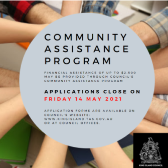 Invitation for Community Assistance Applications