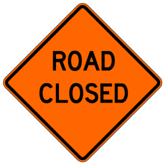 Road Closure – Bicentennial Road/Ridges Road
