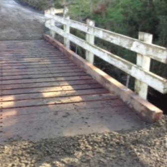 Strickland's Lane Bridge now open
