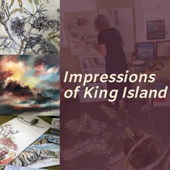 Exhibition Opening: Impressions of King Island