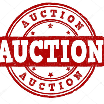 Notice of Auction