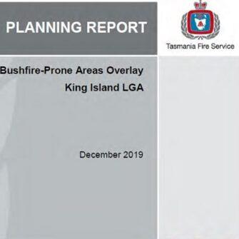 Planning Scheme Amendment – Bushfire